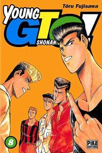 Young GTO ! : Shonan junaï gumi. Volume 8