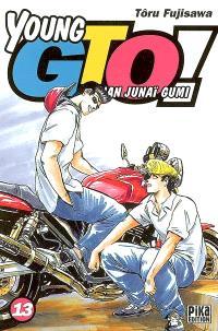Young GTO ! : Shonan junaï gumi. Volume 13