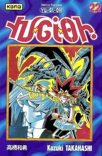 Yu-Gi-Oh !. Volume 22
