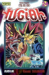Yu-Gi-Oh !. Volume 24