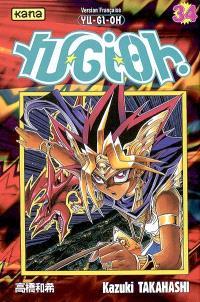 Yu-Gi-Oh !. Volume 34