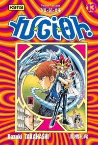 Yu-Gi-Oh !. Volume 13