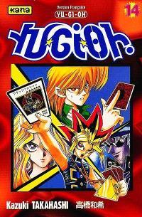 Yu-Gi-Oh !. Volume 14