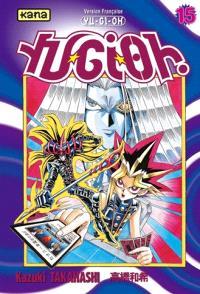 Yu-Gi-Oh !. Volume 15