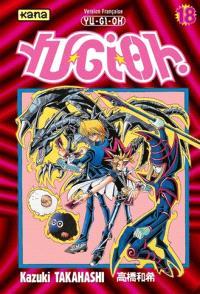 Yu-Gi-Oh !. Volume 18