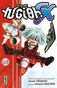 Yu-Gi-Oh ! GX. Volume 4