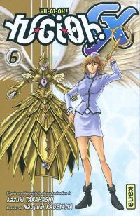 Yu-Gi-Oh ! GX. Volume 6