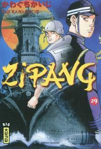 Zipang. Volume 29