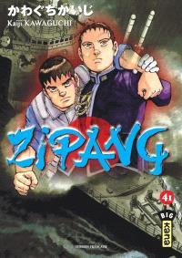 Zipang. Volume 41