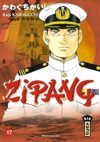 Zipang. Volume 17