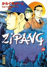 Zipang. Volume 26