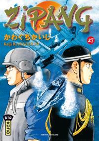 Zipang. Volume 27