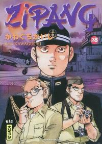 Zipang. Volume 28