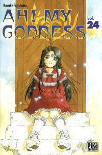 Ah ! my goddess. Volume 24