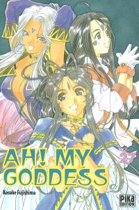 Ah ! my goddess. Volume 27