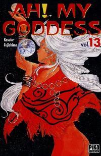 Ah ! my goddess. Volume 13