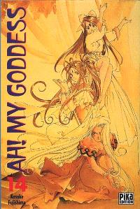 Ah ! my goddess. Volume 14