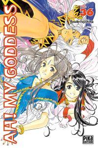 Ah ! my goddess. Volume 36