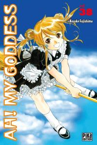 Ah ! my goddess. Volume 38