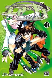 Air gear. Volume 10