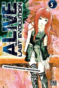 Alive last evolution. Volume 5