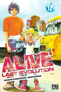 Alive last evolution. Volume 11