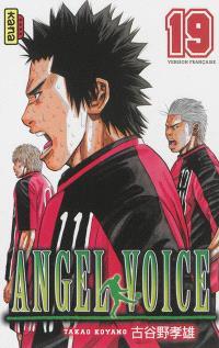 Angel voice. Volume 19