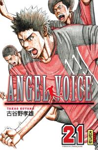 Angel voice. Volume 21