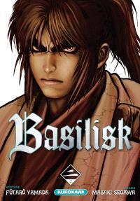 Basilisk. Volume 2
