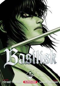 Basilisk. Volume 3