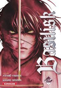 Basilisk. Volume 4