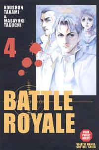 Battle royale. Volume 4
