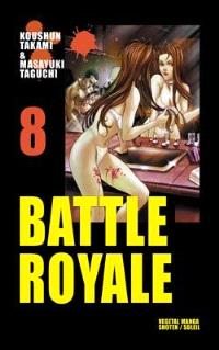 Battle royale. Volume 8