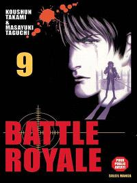 Battle royale. Volume 9