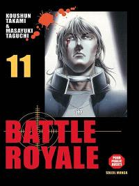 Battle royale. Volume 11