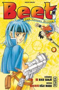 Beet : the Vandel Buster. Volume 3