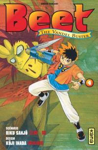 Beet : the Vandel Buster. Volume 4
