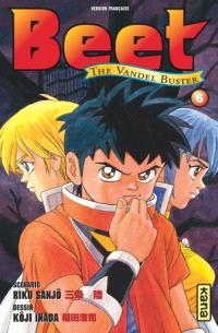 Beet : the Vandel Buster. Volume 6