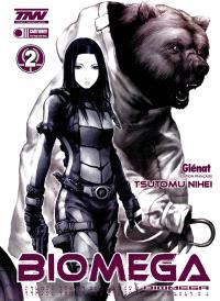 Biomega. Volume 2