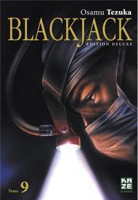 Black Jack deluxe. Volume 9
