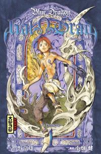 Blue dragon Ral Grad. Volume 1, La promesse