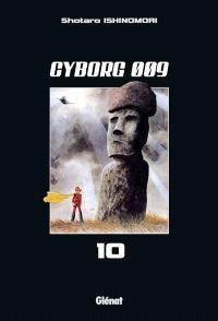 Cyborg 009. Volume 10