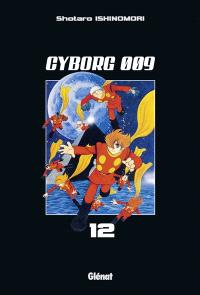 Cyborg 009. Volume 12