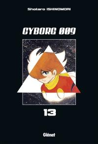 Cyborg 009. Volume 13