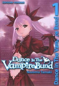 Dance in the Vampire Bund. Volume 1