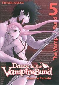 Dance in the Vampire Bund. Volume 5