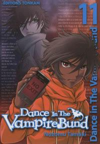 Dance in the Vampire Bund. Volume 11