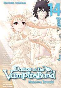 Dance in the Vampire Bund. Volume 14