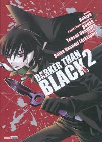 Darker than black. Volume 2
