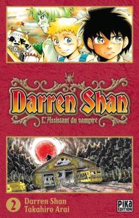 Darren Shan. Volume 2, L'assistant du vampire